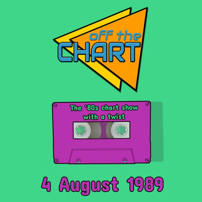 Off The Chart: 4 August 1989