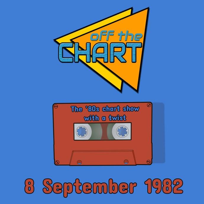 Off The Chart: 8 September 1982