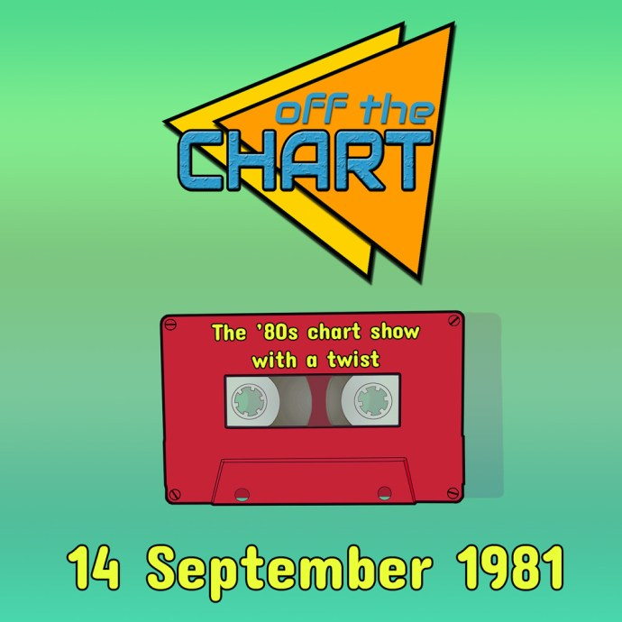 Off The Chart: 14 September 1981