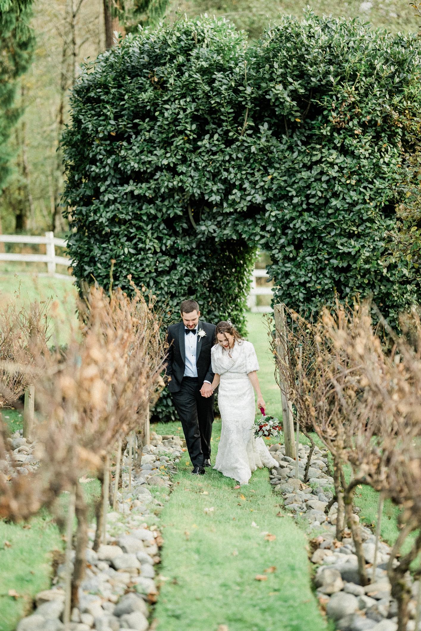 Chateau Lil Wedding photos