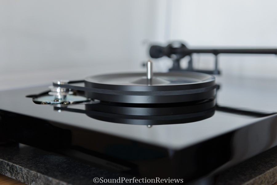 Pro-Ject Acryl it Turntable Platter Upgrade Debut II//Debut Carbon