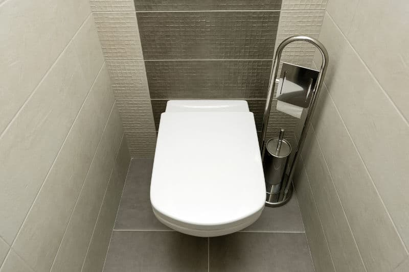 to soundproof a bathroom or toilet room