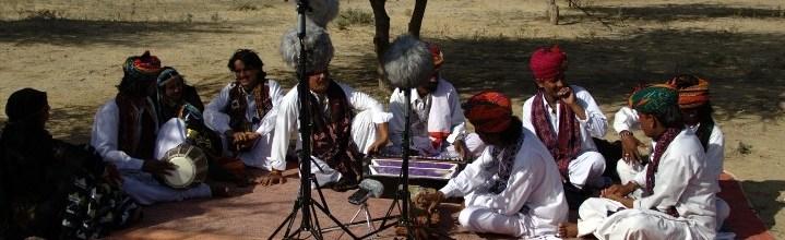 The Rajasthan Desert Session