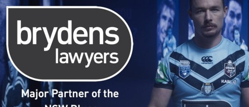 Brydens Lawyers NSW Blues TVC Series