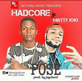 Hadcore ft. Matty Jojo -Pose