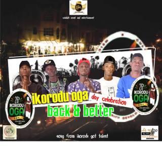 Celeb25ee Records Crew (CRC) - Back & Better (Ikorodu Oga Celebration)