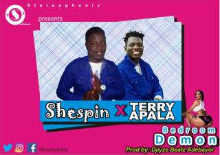 Shepsin ft. Terry Apala - Bedroom Demon