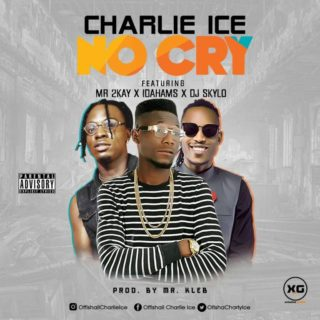 Charlie Ice ft. Mr 2kay, Idahams & DJ Skylo - No Cry