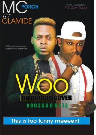 MC Porch - Woo (WO Cover)