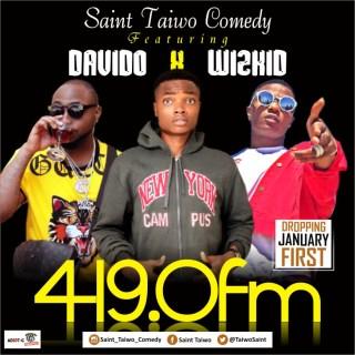 MC Saint Taiwo - Davido & Wizkid Fight In Radio Station (419.0 FM)