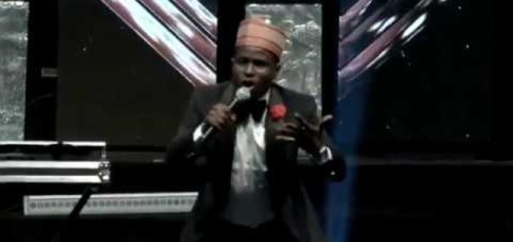 [Comedy] Kenny Blaq – Performance At The Future Awards Africa 2017
