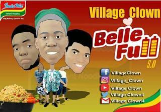 Village Clown - BelleFull