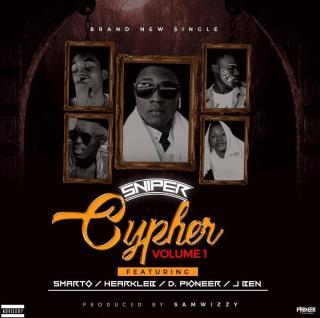 Sniper ft. Smarto, Hearklerb, D. Pioneer & J Ben - Cypher (Vol. 1)