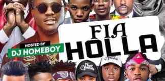 DJ Homeboy ft. Timkey - Davido Fia Vs Holla
