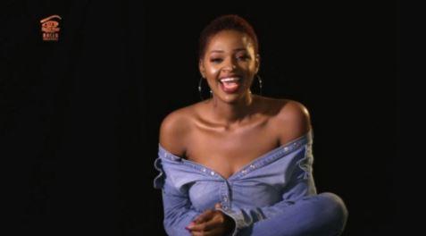 #BBNaija: Ahneeka Arrives Lagos, Welcomed By Fans (Watch Video)