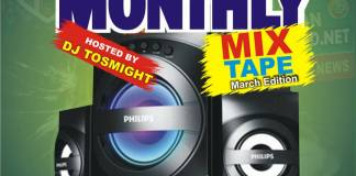 DJ Tosmight & Absharp - Soundreloaded Monthly Mixtape (March Edition)