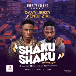 [PR-Music] Davy Jeezy ft. Endi Ziki – Shaku Shaku Invasion