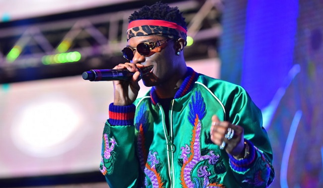 Wizkid Becomes The First African Artiste To Walk At D&G Fashion Show (Watch Video)