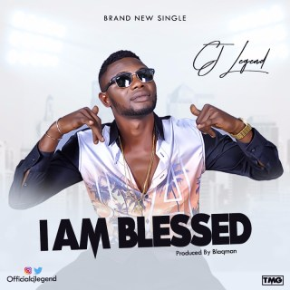 CJ Legend - I Am Blessed