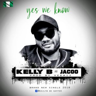 Digital KellyB ft. Jacoo - Yes We Know