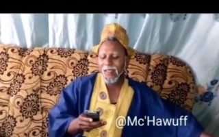MC Hawuff - Facebook Tag