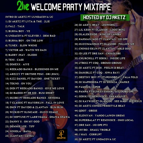 dj aketz tracklist