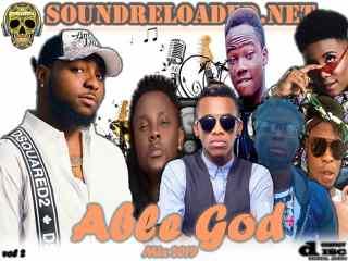 DJ Jackson - Able God Mix (Vol. 2)
