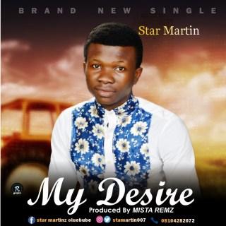 Star Martin - My Desire