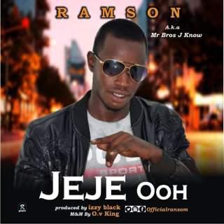 Ramson - Jeje Ooh
