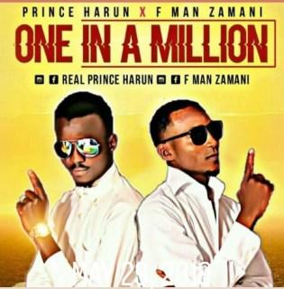Prince Harun ft. F.Man Zamani - One In A Million