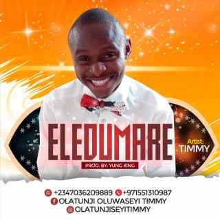 Timmy Olowogbogboro - Eledumare