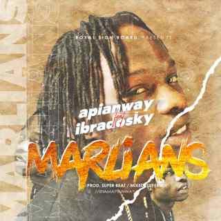 Apian Way ft. Ibradosky - Marlians
