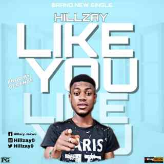 Hillzay - Like You
