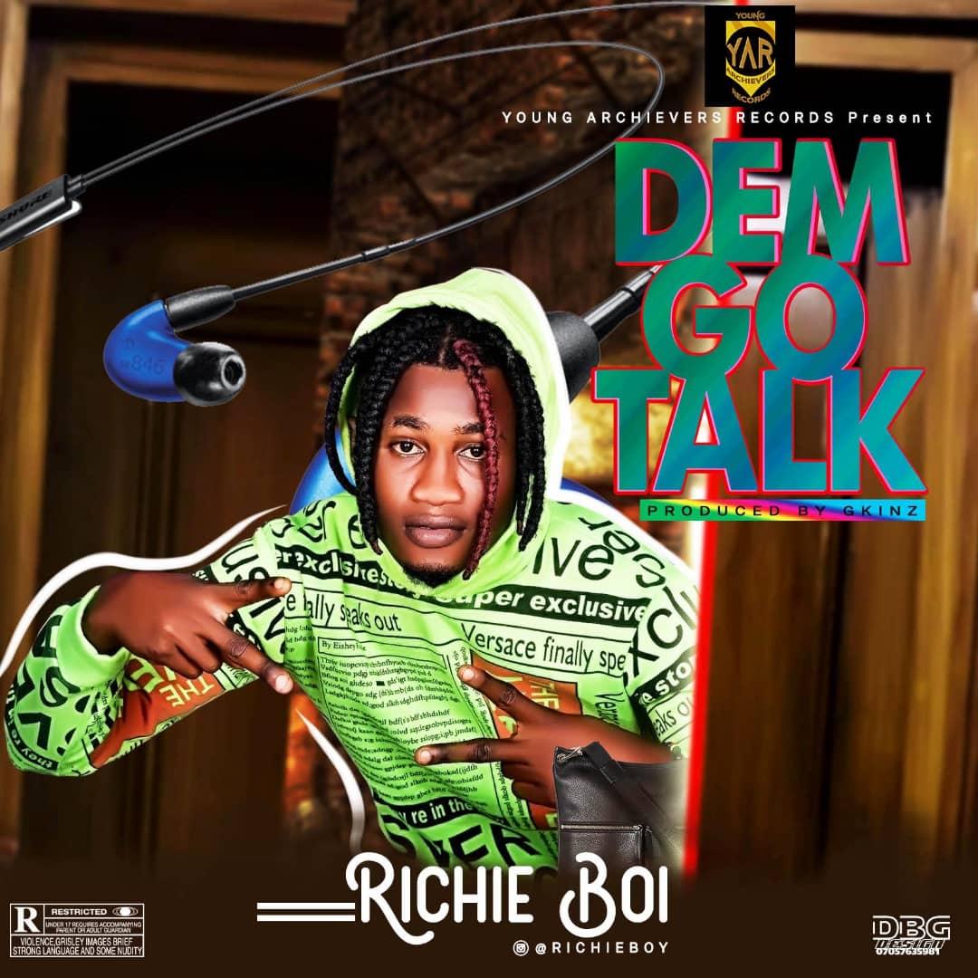 Richie boy