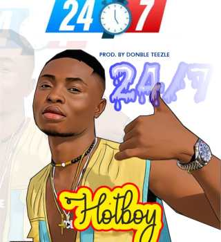 [PR-Music] Hotboy - 24/7