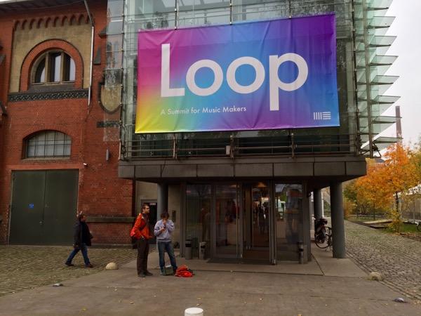 Loop Entrance