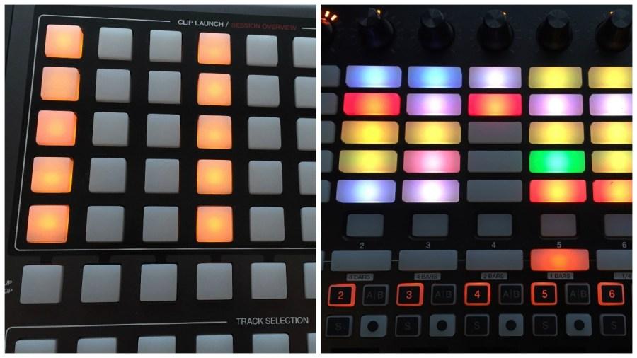 led-color