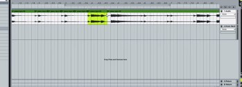 Chopping samples manually in Ableton Live and assign to drum rack