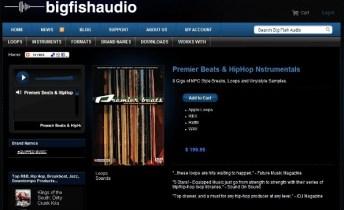 Big Fish Audio Premier Beats and Hip Hop Instrumentals review