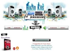 Blazin Kits Survival Drums review
