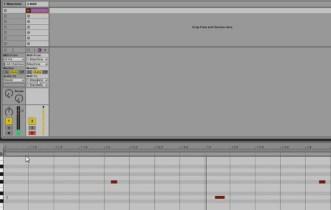 Maschine recording midi into Live's sequencer