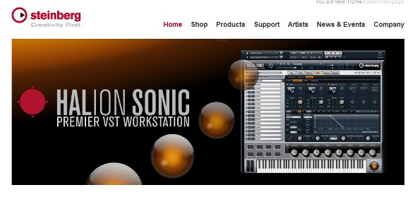 Steinberg HALion Sonic virtual workstation review