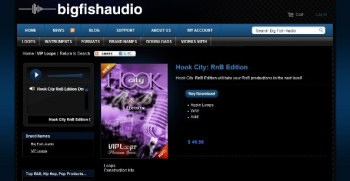 Big Fish Hook City RnB Edition review