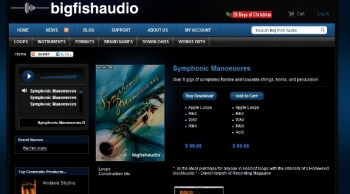 Big Fish Symphonic Manoeuvres review