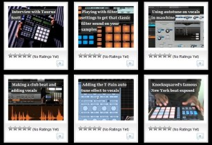 Maschine Tutorial site open NOW!