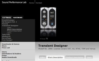 SPL Transient Designer plugin review