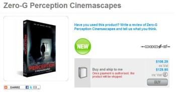 Zero-G Perception Cinemascapes review