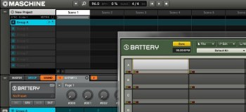How to map Battery 3 knobs and parameters in Maschine
