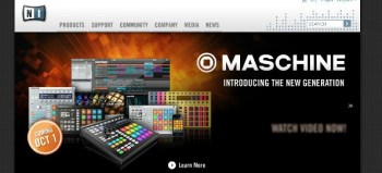 Maschine MK2 Controller, Custom color kits, and Maschine stand