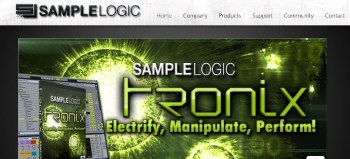 Sample Logic Tronix Ableton Live pack